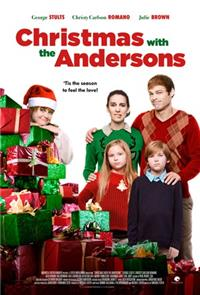Christmas with the Andersons (2016) 1080p poster
