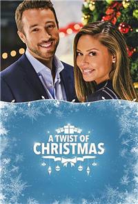 A Twist of Christmas (2018) 1080p poster