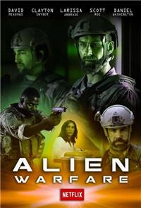 Alien Warfare (2019) 1080p Poster