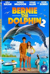 Bernie the Dolphin 2 (2019) Poster