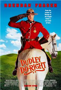 Dudley Do-Right (1999) 1080p Poster