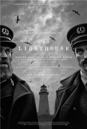 The Lighthouse (2019) 1080p Poster