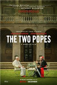 The Two Popes (2019) 1080p Poster
