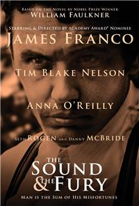 The Sound and the Fury (2015) 1080p Poster