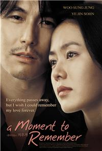 A Moment to Remember (2004) 1080p Poster