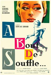 Breathless (1960) 1080p Poster