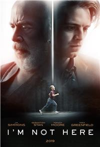 I'm Not Here (2019) 1080p Poster