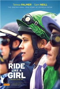 Ride Like a Girl (2019) 1080p Poster