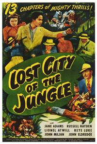 Lost City of the Jungle (1946) 1080p Poster
