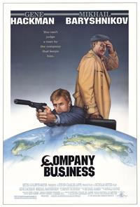 Company Business (1991) 1080p Poster