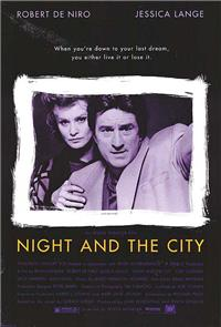 Night and the City (1992) 1080p Poster