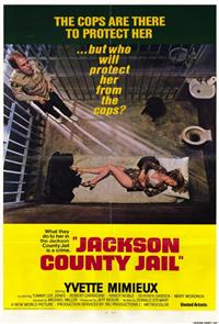 Jackson County Jail (1976) Poster