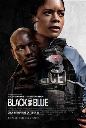 Black and Blue (2019) 1080p Poster