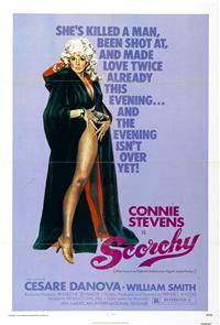 Scorchy (1976) Poster