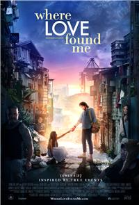 Where Love Found Me (2016) Poster