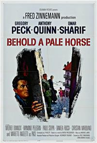 Behold a Pale Horse (1964) 1080p Poster