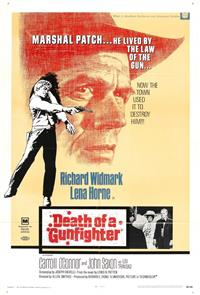 Death of a Gunfighter (1969) 1080p Poster