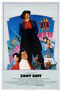 Zoot Suit (1981) 1080p Poster