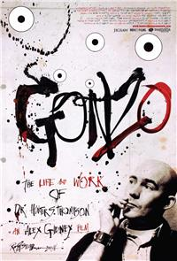 Gonzo: The Life and Work of Dr. Hunter S. Thompson (2008) 1080p Poster