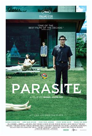 Parasite (2019) Poster