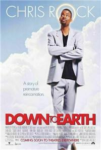 Down to Earth (2001) 1080p Poster