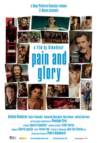 Pain and Glory (2019) 1080p Poster
