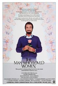The Man Who Loved Women (1983) 1080p Poster