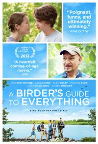 A Birder's Guide to Everything (2013) 1080p Poster