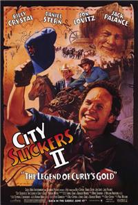 City Slickers II: The Legend of Curly's Gold (1994) 1080p Poster