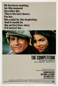 The Competition (1980) 1080p poster