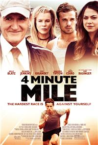 4 Minute Mile (2014) 1080p Poster