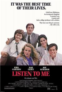 Listen to Me (1989) 1080p poster