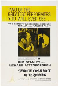Seance on a Wet Afternoon (1964) poster