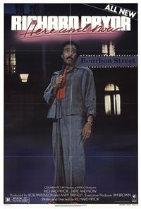 Richard Pryor: Here and Now (1983) 1080p poster