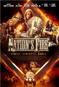 Nation's Fire (2019) 1080p Poster