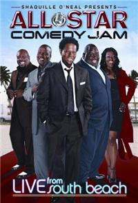 All Star Comedy Jam: Live from South Beach (2009) 1080p poster