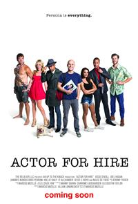 Actor for Hire (2015) 1080p poster