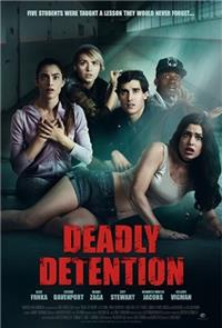 Deadly Detention (2017) 1080p poster