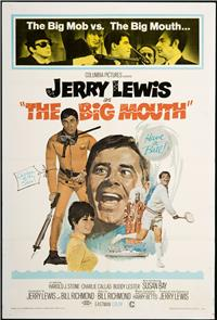 The Big Mouth (1967) poster