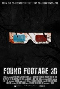 Found Footage 3D (2016) 1080p poster