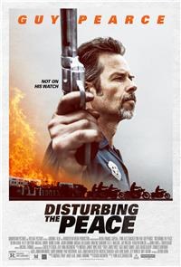 Disturbing the Peace (2020) 1080p Poster
