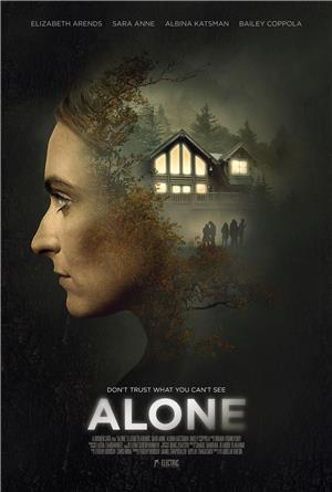 Alone (2020) 1080p Poster