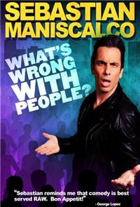 Sebastian Maniscalco: What's Wrong with People? (2012) 1080p poster