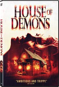 House of Demons (2018) poster