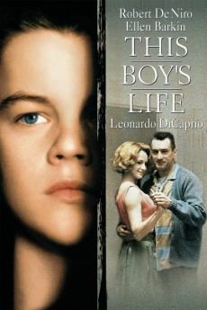 This Boy's Life (1993) 1080p Poster
