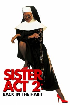 Sister Act 2: Back in the Habit (1993) 1080p bluray Poster