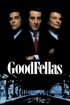 Goodfellas (1990) 1080p bluray Poster