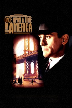 Once Upon a Time in America (1984) 1080p bluray Poster
