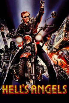 Hells Angels on Wheels (1967) 1080p bluray Poster