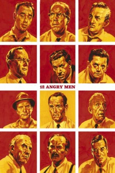 12 Angry Men (1957) 1080p Poster